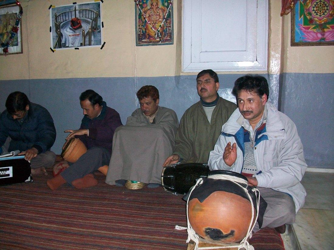 Year 2009 - Hora Ashtami at Hari Parbat, Srinagar